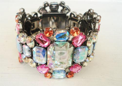 Jeweled bracelet_HandM