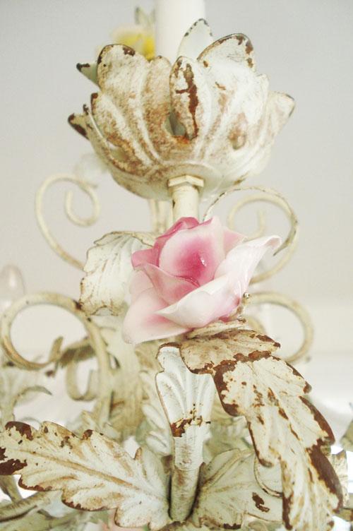 Rose chandelier_1