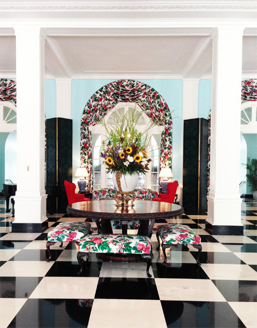 Such Pretty Things Pretty Travel The Greenbrier Resort