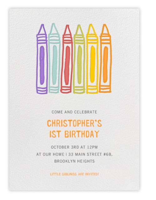 Paperless post_crayons