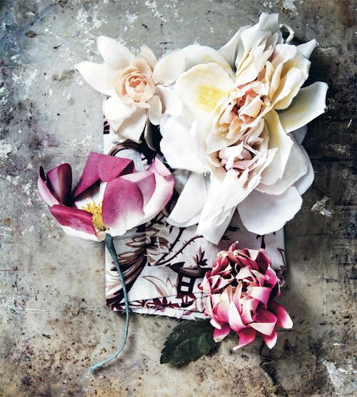 In detail_millinery flowers