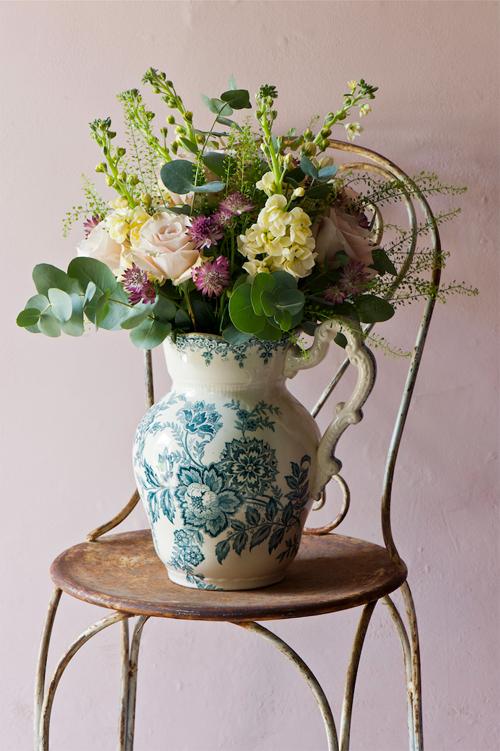 Annie sloan_flowers