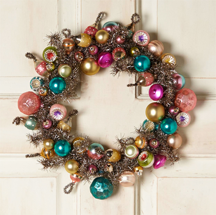 Anthropologie wreath 2014