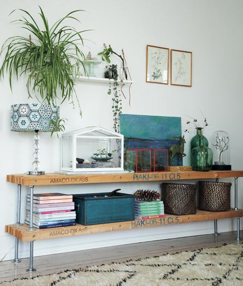 Bohemian modern_bookcase