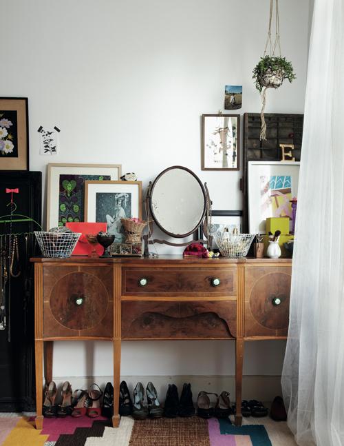 Bohemian modernd_dresser